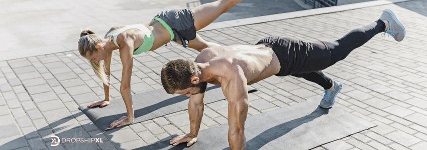 Fitness Dropship Companies