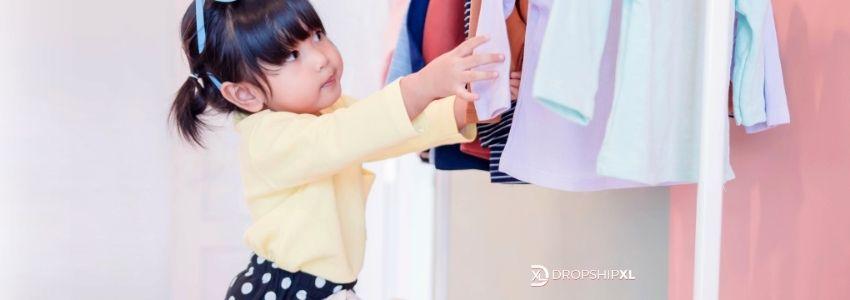 Kids Clothes Photo