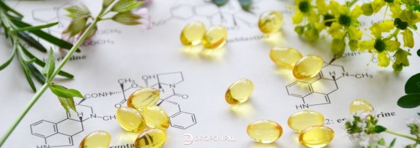 Supplements and Natural Health Photo