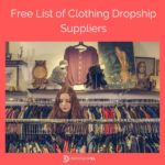 Free List of Wholesale Clothing Suppliers