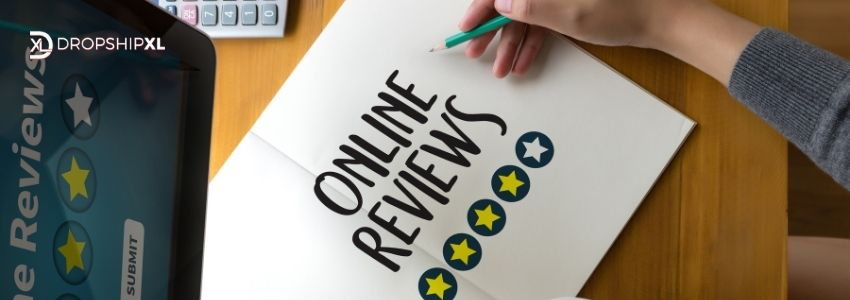 examine product reviews to observe customer responses on products
