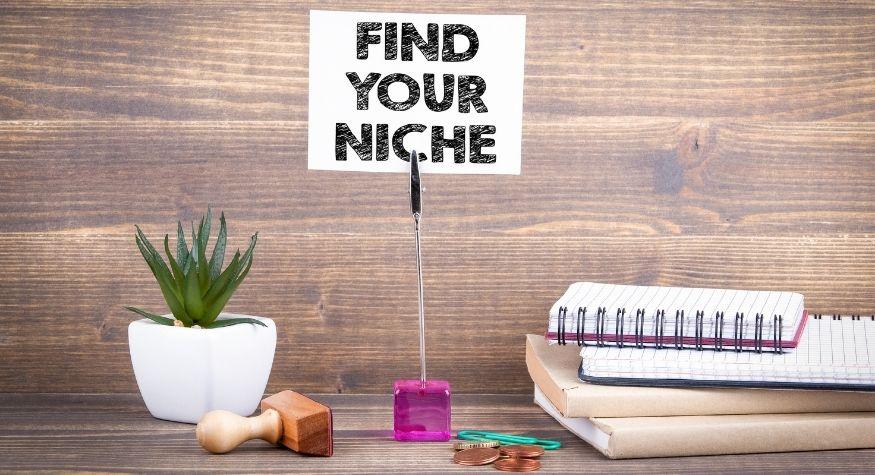 Choose the Right Niche